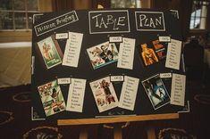50 Wedding Table Name Ideas ~ UK Wedding Blog ~ Whimsical Wonderland Weddings