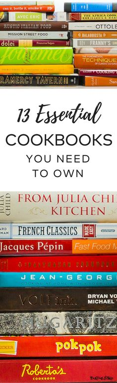 From Julia Child to Alice Waters