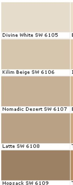 Body sw 7052 gray area trim sw 6385 dover white accent 1 sw 6106 kilim beige accent 2 sw for Sherwin williams latte exterior paint