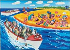Seal Trips - Brian Lewis - Norfolk Brian Lewis, Sky Day, Students Day, Coastal Art, Art Studies, Limited Edition Prints, Norfolk, Seal, Trips