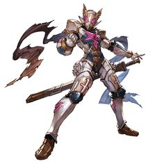 View an image titled 'Light Nicholas Art' in our Granblue Fantasy art gallery featuring official character designs, concept art, and promo pictures. Character Design Cartoon, Fantasy Character Design, Character Concept, Character Inspiration, Character Art, Fantasy Armor, Fantasy Weapons, Dnd Characters, Fantasy Characters