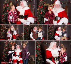 Carrollton Santa Claus Photography Mini Sessions
