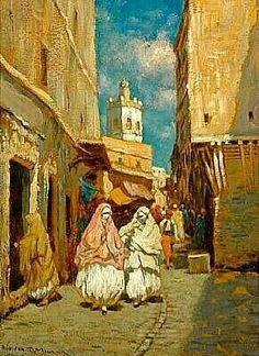 1000 ideas about peinture huile on pinterest paintings - Peinture satinee algerie ...