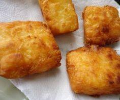 Receita de Mandioca frita cremosa especial - Show de Receitas