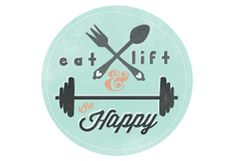 8. Eat, Lift, and Be Happy #fitness https://greatist.com/move/best-fitness-blogs-2016