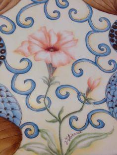 Pintado y dibujado a mano