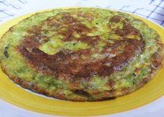 frittata di ricotta e asparagi #ricettedisardegna #cucinasarda #sardinia #recipe Frittata, Ricotta, Sardinia, Tortillas, Buffet, Good Food, Ragusa Sicily, Cooking, Breakfast