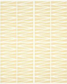 Brita Sweden Helmi light yellow carpet 150x200|Brita Sweden Helmi lich | Supergoods Ecodesign & Fair Fashion