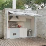 outdoor space // patio can't get enough of outdoor rooms and fireplaces outdoor kitchen Outdoor Rooms, Outdoor Living, Outdoor Kitchens, Outdoor Decor, Outdoor Ideas, Outdoor Shop, Outdoor Showers, Rustic Outdoor, Indoor Outdoor