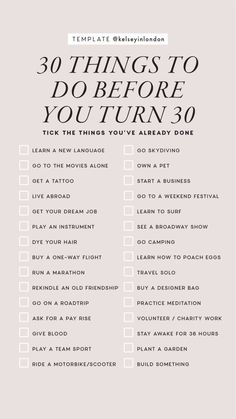 Personal development, 30 things to do before Bucket list, Self care, Before i die, Self care routine - 50 Ways to Spend Time Alone - 30 Things To Do Before 30, 30 Before 30 List, Bucket List Before I Die, Self Development, Personal Development, Things To Do When Bored, Things To Do Alone, How To Be Alone, New Things To Try