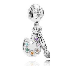 Pandora Artist's Palette Sterling Silver Charm No. Pandora Artist's Palette Sterling Silver Charm No. Charms Pandora, Rings Pandora, Pandora Uk, Cheap Pandora, Pandora Beads, Pandora Bracelets, Pandora Jewelry, Charm Jewelry, Charm Bracelets