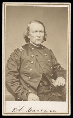 Brigadier General Kit Carson