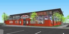 ROCK & BREWS - 2nd week of March 2016 goal to open What the Colony, TX location will look like. Rock & Brews is opening it's first location in The Colony and is currently accepting applications for all positions. Open interviews will be held 7 days a week from 9:00 am till 4:00 pm in the trailer on site. The trailer is located behind the building which is currently under construction!  If you like Classic Rock, Great Food, Beer Gardens, and Live Music then we are for you. Apply in person