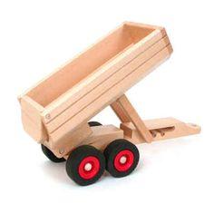 Fagus Wooden Trucks | WOODEN TOYS | TheWoodenWagon
