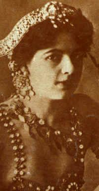 Mata-Hari was born plain Margaret Gertrud Zeller. Mata-Hari found fame in World War One as a spy who was shot by the French for spying for the Germans. Mata-Hari meant 'Eye of the Morning'.