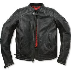 Roland Sands Design Mission Leather Jacket
