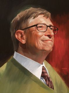 Does Bill Gates Believe In God?  The richest man in the world explains how to save the planet.