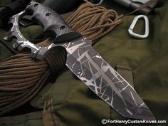 Tactical knive