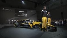 Renault Sport F1 Team - R.S. 17 Launch (VIDEO)