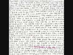 """Explosions in the Sky - """"The only moment we were alone"""" from the album """"The earth is not a cold dead place"""""""
