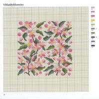 """Gallery.ru / simplehard - Альбом """"Blomster, blade og baer i korssting"""""""