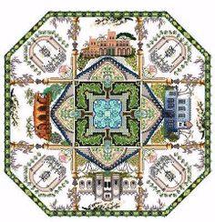 Chatelaine Cuba Mandala