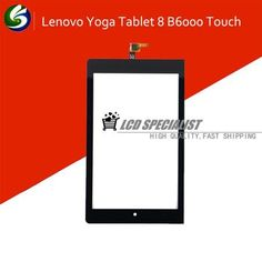 Nice Lenovo Yoga 2017: 8'' Black for lenovo Yoga Tablet 8 B6000 Touch Screen Digitizer Glass To...  planshetpipo Check more at http://mytechnoworld.info/2017/?product=lenovo-yoga-2017-8-black-for-lenovo-yoga-tablet-8-b6000-touch-screen-digitizer-glass-to-planshetpipo