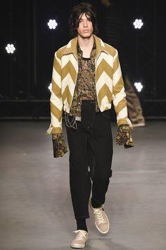 London Collections Men Fall Winter 2016 Topman Design | Galería de fotos 18 de 44 | GQ MX