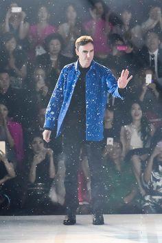 Christian Dior in Tokyo | Man Repeller Rad Raf Simmons
