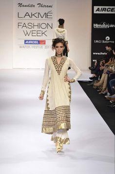 Nandita Thirani bridal wear