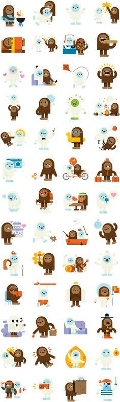 Todos los stickers gratis de Facebook y cómo descargarlos. En el chat de Facebook puedes usar no sólo emoticonos, sino también stickers, al más puro estilo LINE. Aquí te presentamos una galería con...