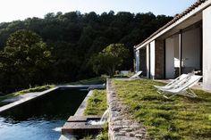 Un establo convertido en vivienda   Decorar tu casa es facilisimo.com
