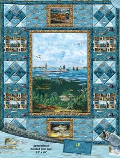 panel quilt kits - Google Search