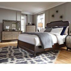 Settle for nothing but perfection.   #ModernAppeal #InteriorDesign #ModernBedroomSet