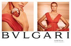 Reklama perfum Bvlgari Omnia Indian Garnet