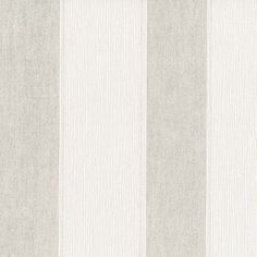 Advantage Lourdes Grey Stripe Wallpaper, Gray