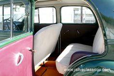 #Vauxhall de 1948, modelo 12-4, HIX