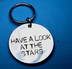 Inspirational gift, Gift for best friend, Gift for myself, Inspirational keychain, Inspirational keyring, Inspirational quote , gift for her by BeesHandStampedGifts on Etsy