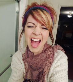 This day is going to rock! by lindseystirling