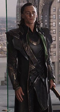 """When someone says """"I dont get Loki"""" Also that face when Thor's name is mentioned should be used when people say """"I hate Loki, he's just evil!"""""""