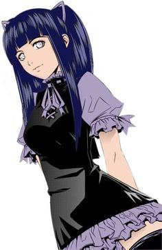 Hinata Hyūga (日向ヒナタ, Hyūga Hinata) is a major supporting character of the series. She is a chūnin-level kunoichi of Konohagakure's Hyūga clan and a member of Team Kurenai.