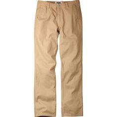 Mountain Khakis Slim Fit Original Mountain Pant 42 30in Yellowstone 30W   32L Mountain Khakis Apparel