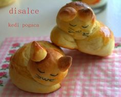 chat Cute Food, Good Food, Kreative Snacks, Bread Shaping, Bread Art, Braided Bread, Edible Food, Baking With Kids, Bread And Pastries