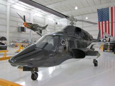 Airwolf Replica in Tennessee Aviation Museum