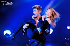 This is so cutee Somin and BM