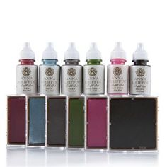 Anna Griffin Everyday Ink Pads & Refills