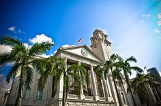 Stunning colonial architecture can be seen throughout the Colonial District