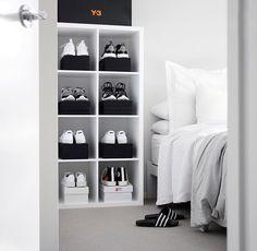 Bedrooms minimalist