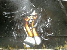 Shoreditch street art April 2014