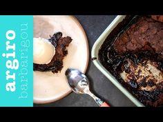 Σοκολατόπιτα με κακάο από την Αργυρώ Μπαρμπαρίγου | Συνταγή για την πιο εύκολη σοκολατόπιτα, γρήγορη, οικονομική και μοναδική. Από τα πιο εύκολα γλυκά! Greek Desserts, Pie Cake, Cupcakes, Vegan Dinners, Food To Make, Sweet Tooth, Oatmeal, Vegan Recipes, Sweets